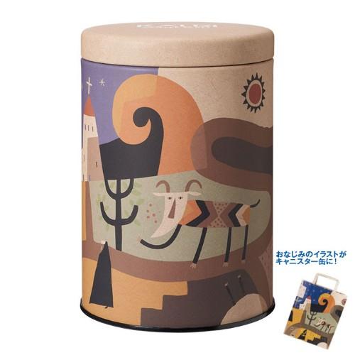 伝説柄キャニスター缶