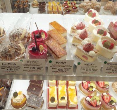 立川 ケーキ屋 エミリーフローゲ 本店の人気ケーキ