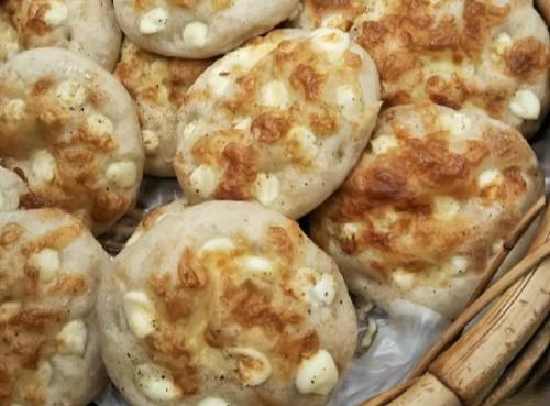 ピーターパン クアトロチーズ塩パン