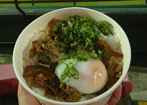 楽天生命パーク グルメ おすすめ 鷲のスタ飯イベリコ豚丼