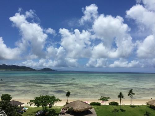国内旅行 おすすめ 沖縄 石垣島 シーサイドホテルのオーシャンビュー