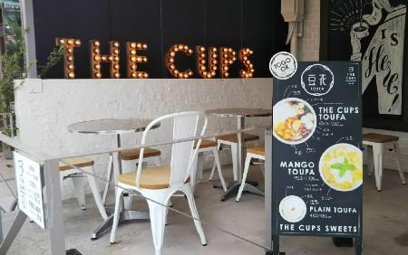 名古屋グルメ THE CUPS SAKAE