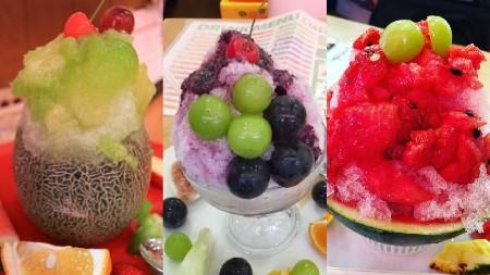 トップフルーツ八百文 かき氷