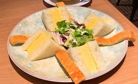 俺の Bekery&Cafe たまごサンド 東京都内 マツコの知らない世界