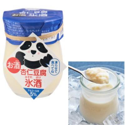 カルディ パンダ杏仁豆腐氷酒