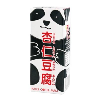 カルディおすすめ カルディ おすすめ デザート カルディ パンダ杏仁豆腐