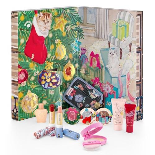 ロクシタン アドベントカレンダー2018 クリスマスコフレ2018 クリスマス限定 限定コフレ クリスマスコフレ2018 限定コフレ ルナソル イニスフリー クリスマスコフレ2018 POLE&JOE BEAUTE