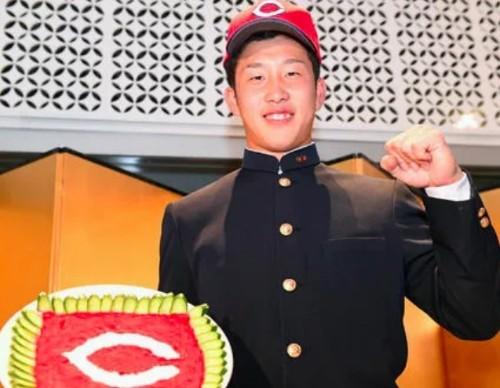 広島東洋カープ2018 ドラフト1位 小園海斗 プロ野球 ドラフト会議 2018 結果ドラフト指名選手 入団交渉速報