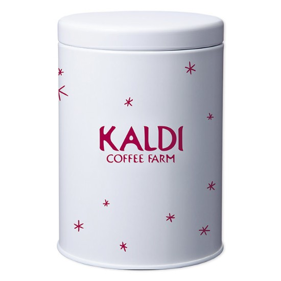 クリスマス限定 カルディオリジナル ノエル&キャニスター缶セット キャニスター缶