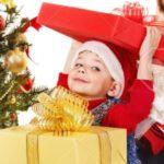 クリスマスギフト男の子