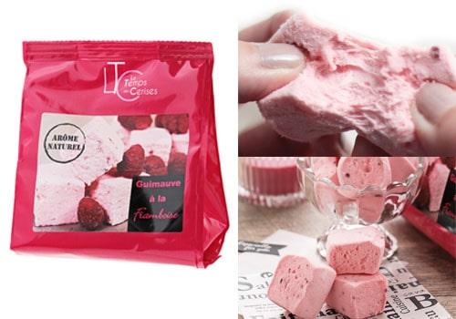 カルディ おすすめ 輸入菓子 ル・トン・デ・セリーズ ギモーヴ(フランボワーズ)