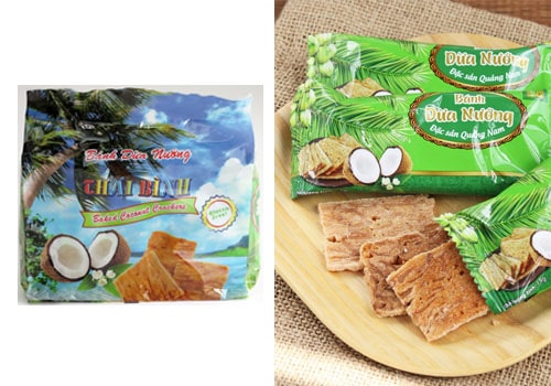 カルディ おすすめ 輸入菓子 タイビン ココナッツクラッカー