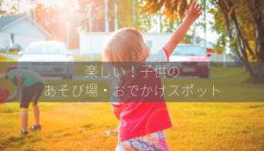 東京の子供と遊べるおすすめスポット 子供から大人まで楽しめる遊び場・お出かけスポットをご紹介