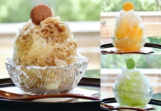 おすすめ かき氷 KATO'S DINING & BAR マツコの知らない世界 かき氷の世界 かき氷