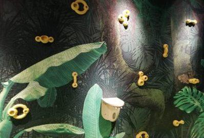 立川高島屋ドコドコ 立川 冒険の島 ジャングルエリア 森のぼり