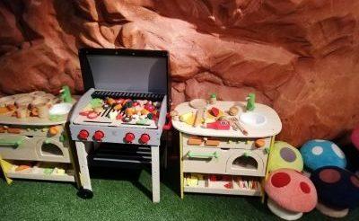 立川高島屋ドコドコ 立川 冒険の島 おもちゃのキッチン