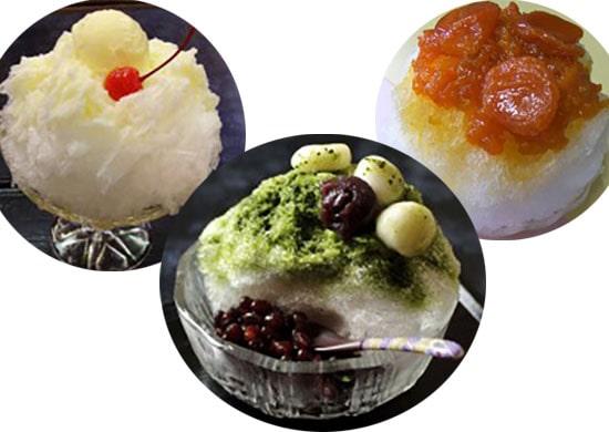 みつばち 本店 上野 かき氷 マツコの知らない世界 かき氷の世界 かき氷
