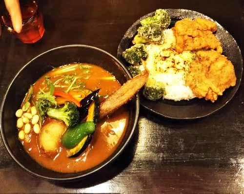 Rojiura Curry SAMURAI. 路地裏カレー侍. 侍まつり
