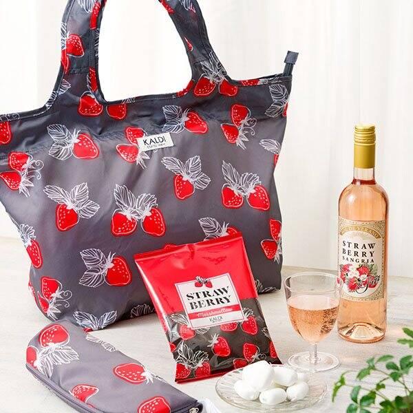 カルディ いちごバッグ2021 カルディ いちごバッグ カルディ イチゴバッグ カルディ 苺バッグ カルディいちごバッグ カルディイチゴバッグ カルディ苺バッグ