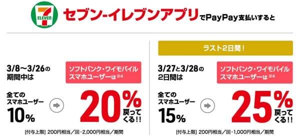 超PayPay祭 セブンイレブンアプリでPayPay(ペイペイ)支払いしておトク! 超PayPay祭 ちょうペイペイまつり PayPay(ペイペイ)新規利用で最大50%還元+最大1000円相当もらえる! ペイペイとは PayPay ペイペイ ぺいぺい PayPay店舗 ペイペイ店舗キャッシュレス アップルペイ  ペイペイとは何? アリペイ スマホ決済サービス QR決済 バーコード決済 ペイペイ アプリ ペイペイ 評判 ペイペイ 加盟店 ペイペイ 使える店 ペイペイ スタバ ペイペイ セブン ペイペイ セブンイレブン PayPay スタバ PayPay セブン PayPay セブンイレブン